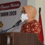 Isteri Gubernur Serahkan Bantuan Tali Asih Bagi ASN Gol I dan II