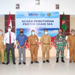 Pemprov Maluku Apresiasi Berbagai Keberhasilan Pelaksaaan Proyek USAID SEA di Maluku