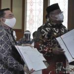 Gubernur Dan Kepala BPKP Maluku Tandatangani Kesepakatan